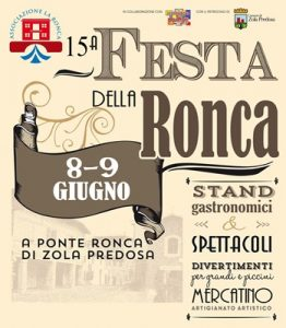 Festa della Ronca a Ponte Ronca (BO) @ Ponte Ronca