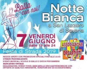Notte Bianca San Lazzaro di Savena (BO) @ San Lazzaro di Savena