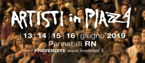 Artisti in Piazza 2019 - Pennabilli (Rimini) Buskers Festival @ Pennabilli