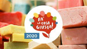 Fa' la cosa giusta! - Milano 2020 @ Fieramilanocity